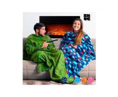 Coperta super soffice Kangoo Snug Snug con maniche per adulti | Decorazioni originali