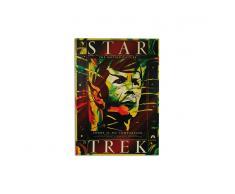 Quadro Star Trek su Tela di Lino 50 x 70