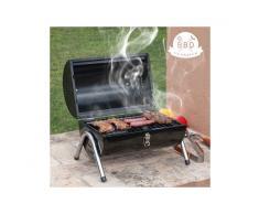 Barbecue a Carbone Cilindrico BBQ Classics
