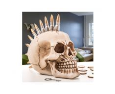 Salvadanaio Skull Punk