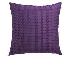 Esprit Home, Federa per cuscino, 50 x 50 cm, Viola (Violett)