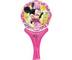 Siad Spa Soc.Ital.Acetilene E Deriv Palloncini Minnie Mouse 15X30