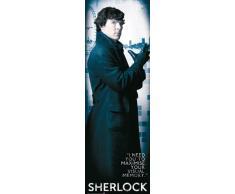 GB Eye LTD, Sherlock, Solo, Poster Porta, 53 x 158 cm