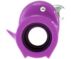 Outlook Design VHH0900064 Tweety Apri Bottiglie Cavatappi, Viola