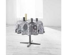 Douceur dInterior, tovaglia rotonda (0)180 cm Persiano grigio