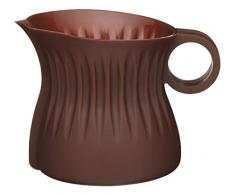 Kitchen Craft Sweetly Does It - Stampo in Silicone a Forma di caraffa, Colore Marrone