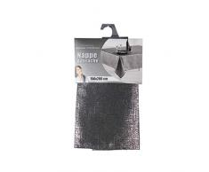 Douceur dInterior, tovaglia rettangolare argento Palacio, grigio, 150 x 200 cm