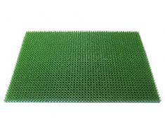 ID Opaco 406007 Gazongrat Tappeto Zerbino in polietilene, 60 x 40 x 1,9 cm