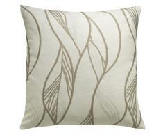 Deko Trends Kalua 8483 01 078 - Federa per cuscino, colore: Beige