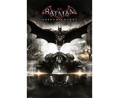 Empire Interactive - Poster Batman, Arkham Knight, Teaser + accessori multicolore