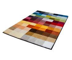 Kleine Wolke Tappeto da Bagno 8821148693Â Cubetto poliacrilico, 85Â x 145Â x 3Â cm