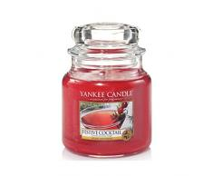 Yankee Candle Candela in Giara Media, Festive Cocktail