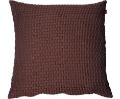 Esprit Home, Federa Beat per cuscino, 38 x 38 cm, Marrone (Braun)