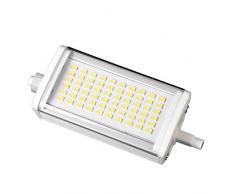 Digilamp 40-LED-R7S-N-118-10W - lampadina LED, R7S, 220 V, 10 W, 1600 lm, la luce del giorno, 4000 K, 118 mm