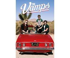 GB eye - Poster maxi The Vamps, 61 x 91,5 cm