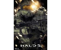 GB eye, Halo 5, Master Chief, Maxi Poster, 61x91.5cm