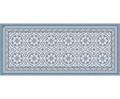 Vilber - Tappeto 52 x 120 x 0.22 cm Multicolore