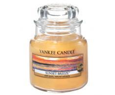 yankee candle Candela Piccolo Vaso, BBreeze al Tramonto