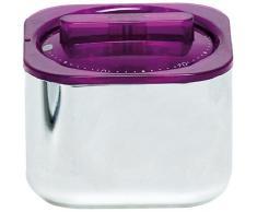 Outlook Design V970411064 Presente Timer da Cucina Violet Star, Viola