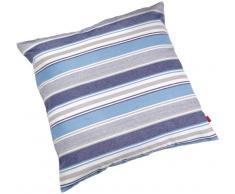 Esprit Home 21458-080-50-50 - Federa per cuscino, 50 x 50 cm, colore: Blu