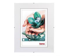 Hama 00063020 Trasparente Cornice per Foto Singola Cornice per Quadro