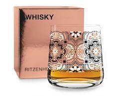 RITZENHOFF Next - Bicchiere da whisky in vetro di cristallo, 250 ml