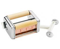 Laica Accessorio APM007 Rullo da Taglio Formato Ravioli per Macchina della Pasta Pm2000, Alluminio, Argento, 16.0x11.1x11.2 cm