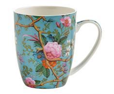 Maxwell & Williams WK Mug Victorian Garden da tavola a Fantasia Floreale, Porcellana, Multicolore, Unica