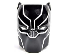 Marvel Black Panther Tazza a Forma di 3D