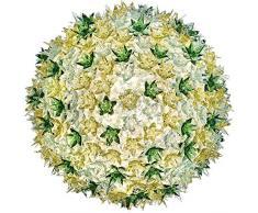 Kartell Bloom Lampada, Confezione da 1 Pezzo, Menta