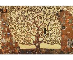 Gustav Klimt l Albero della Vita Maxi Poster