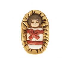 THUN Gesù Bambino Presepe Classico, Ceramica, Variopinto