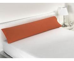 Sabanalia Combina, Federa per cuscino, Arancione, 90 x 110 x 45 cm