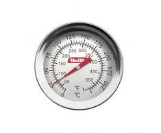 IBILI Cibo termometro con sonda, in Acciaio Inox, Argento/Bianco, 14Â x 30Â x 30Â cm
