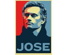 GB eye 61 x 91,5 cm, motivo: Chelsea, Jose Mourinho Maxi Poster