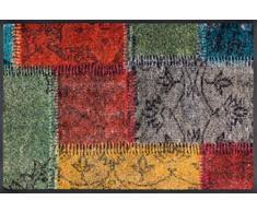 Wash+Dry 083115 Zerbino, Acrilico, Bunt, 75 x 50 x 0.7 cm