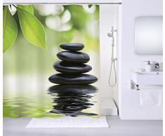 Tende da doccia, 100% poliestere, Poliestere, Harmony, 180 x 180 cm