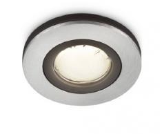 Philips 596554816 SmartSpot - Faretto da incasso a risparmio energetico