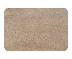 Spirella 10.15282 Lamb - Tappetino da Bagno, 70 x 120 cm, Colore: Nougat