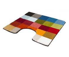 Kleine Wolke Tappeto da Bagno 8821148144Â Cubetto poliacrilico, 60Â x 60Â x 3Â cm