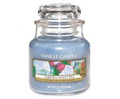 Yankee Candle, Candela piccolo vaso, Blu