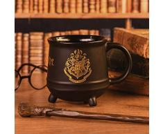 Pyramid International Mug Chaudron Harry Potter (Hogwarts Crest) Cauldron Ufficiale inscatolato Ceramica Tazza da tè/caffè, Carta, Multicolore, 21 x 29 x 1.3 cm, Unica