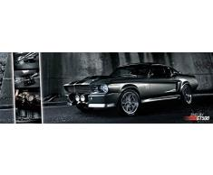 GB Eye LTD, Ford Shelby, Mustang GT500, Poster Porta, 53 x 158 cm