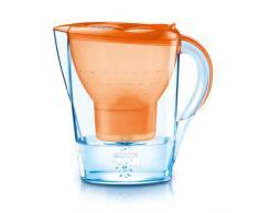 Brita 1003630 Caraffa Filtrante Marella, Arancione
