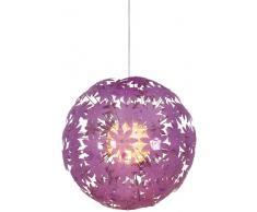 Naeve Leuchten 7024424 - Lampadario a sospensioneYoung Living, diametro: 55 cm, altezza: 125 cm, materiale: plastica