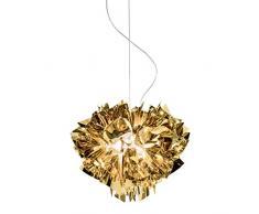 Slamp Lampada a Sospensione Veli silver 60 cm