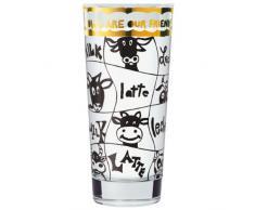 Ritzenhoff 1140198 - Bicchiere da Latte Gregory F12