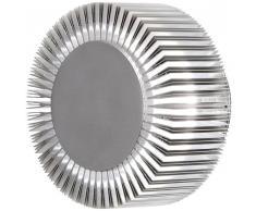 Konstsmide, Konst Smide, Lampada da parete Monza Up & Down, Alluminio (aluminium)