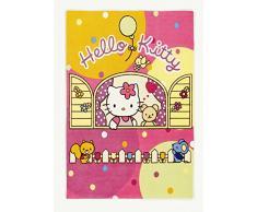Hello Kitty HK-BC-12 - Tappeto, 115 x 170 cm