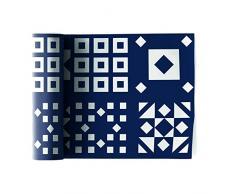 My Drap di Cotone tovaglioli, Tessuto, Graphic, 20 x 20 x 0.1 cm